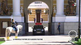Download Sans frontières - Moscou : La nouvelle voiture de Vladimir Poutine Video