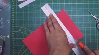 Download Watch me craft 👀 / Grosse Stempelhilfe schnell gemacht ✂️📐✏️/ Einfach und unkompliziert 🎬 Video