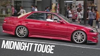 Download TOKYO DRIFT IN REAL LIFE: Midnight Touge Drifting Video