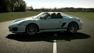 Download Porsche Boxster Spyder review - BBC Video