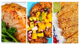 Download 3 Healthy Fish Recipes | Dinner Made Easy Video