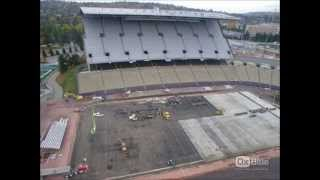 Download Husky Stadium Construction Time Lapse Video