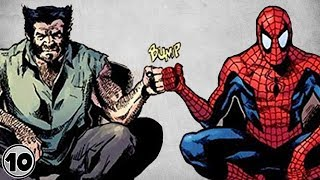 Download Top 10 Superheroes That Wolverine Respects Video