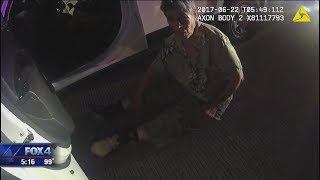 Download Police chase 81 year old woman Video