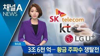 Download 5G 주파수 3조6천억 낙찰…SKT·KT '유리한 고지' Video