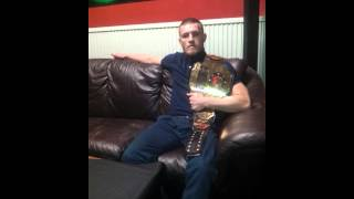 Download conor interview Video