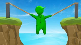 Download If You LET GO You DIE! (Human Fall Flat) Video