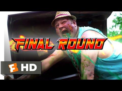 Kill Zombie! (2013) - Zombie Fighting Game Scene (6/10) | Movieclips