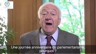 Download Journée internationale du parlementarisme : Robert del Picchia, parlementaire français Video