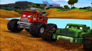 Download Bigfoot Presents: Meteor and the Mighty Monster Trucks - Episode 09 - ″The Truck Who Cried Tow″ Video