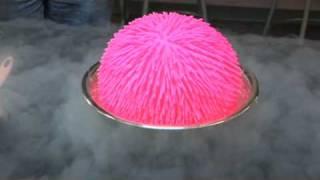 Download Giant Koosh Ball in Liquid Nitrogen! Video