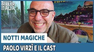 Download NOTTI MAGICHE (2018) | Intervista a Paolo Virzì e al cast del film Video