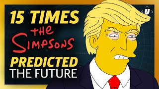 Download 15 Times The Simpsons Predicted The Future Video