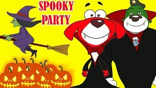 Download Rat-A-Tat |'Spooky Parties Three Mice Halloween Cartoons 2018'| Chotoonz Kids Funny Cartoon Videos Video