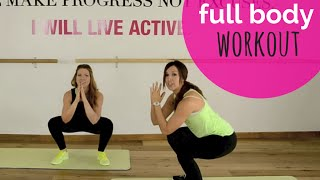 Download Full Body Workout at Home | Total Body Workout | 30-Day Fitness Challenge Routine #1 Video