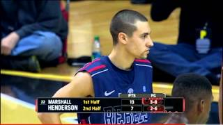 Download Marshall Henderson looses his Crazy on Vanderbilt (Plus buzzer-beater) Video