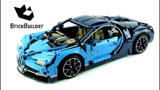 Bugatti Chiron Lego Technic Moc Instructions Free Download Video