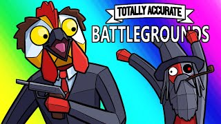 Download Totally Accurate Battlegrounds Funny Moments - Wibbly Wobbly Win! Video