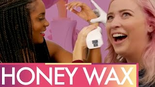 Download WAXING OUR BODIES?! (Beauty Trippin) Video