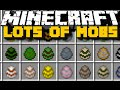 Download Minecraft: LOTS OF MOBS MOD (Dinosaurs, Lions & More) With Over 45 New Mobs! Video