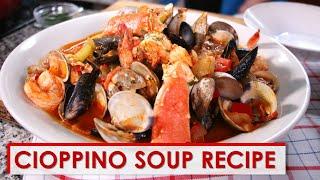 Download Cioppino Recipe Video