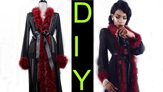 Download $40 FUR TRIM GOWN HOW TO BAD AND BOUJEE VALENTINE'S DAY/NIGHT EDITION Video