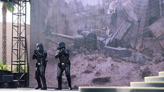 Download Star Wars Rogue One Death Troopers Arrive At Disney's Hollywood Studios | Updated A Galaxy Far Far A Video