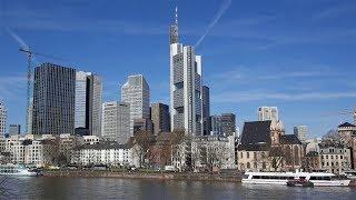 Download Frankfurt am Main, Sehenswürdigkeiten der Metropole Video