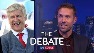 Download Which club should Arsene Wenger manage next? | The Debate | Bellamy, Upson & Howey Video
