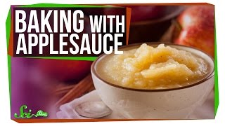 Download Why Can Applesauce Replace Butter? And Oil? And Eggs? Video