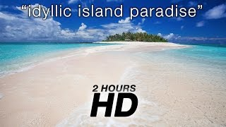 Download 2 Hour Paradise Beach Scene in HD | Nature Relaxation™ Still Video from Fiji Islands Video