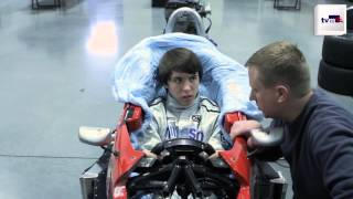 Download Matt TV - Matt McMurry And How Racing Seats Are Made Video
