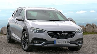 Download 2018 Opel Insignia Country Tourer Video