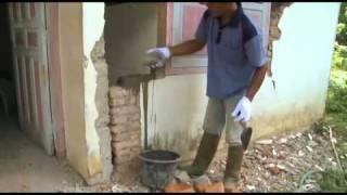 Download 01 Memperbaiki RAG Perbaikan Dinding Roboh dan Retak Besar Video