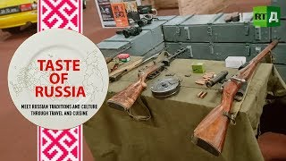 Download Patriot: Playing soldier and making appetisers for 'real men' - Taste of Russia Ep.15 Video