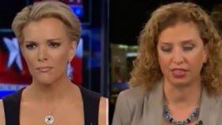 Download Megyn Kelly makes Debbie Wasserman Schultz flip out during interview Video