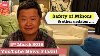 Download Safety of Minors & Comments, Customize your Merch Shelf, Premieres Improvements, & MORE | News Flash Video