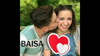 Download Baisa : Asa and Bailey cutest moments together : Couple goals Video