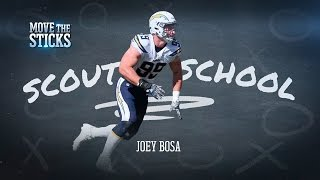 Download Joey Bosa's Dominant Start   Scout School   Move the Sticks   NFL Video