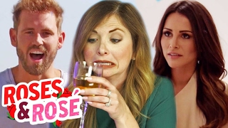 Download 'The Bachelor: Roses and Rose': Hometowns, Andi Dorfman and Guess Who's Coming to Dinner? Video