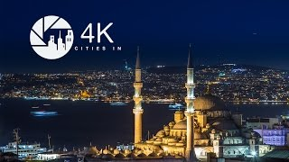 Download Istanbul City in 4K Video
