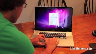 Download Unboxed: NEW 17' MacBook Pro (2011) Video