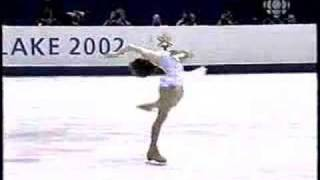 Download Sarah Hughes 2002 Long Program on CBC Video