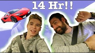 Download 14 HOURS In A McLaren 540C!! Video