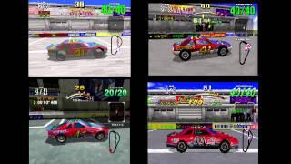 Download Retro Head to Head - Daytona USA - Sega Model 2 Vs. Sega Saturn Vs. Dreamcast Video