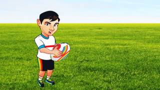 Download How to Hold a Rugby Ball Video