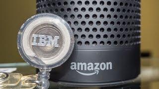Download Amazon Echo + IBM Watson = Alex Watson Video