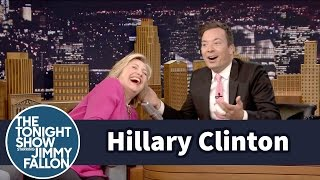 Download Hillary Clinton Impersonates Donald Trump Video