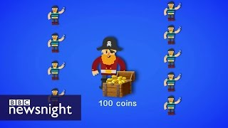 Download Eric Schmidt couldn't solve this Google puzzle. Can you? BBC Newsnight Video