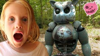 Download real fnaf Springtrap vs kids - who is this mysterious new animatronic? Video